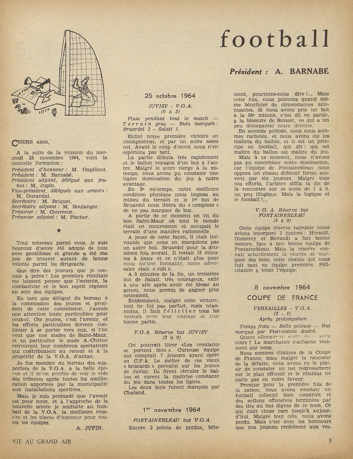 Index Of Archives Vie Au Grand Air 1964 Numero 8 Files