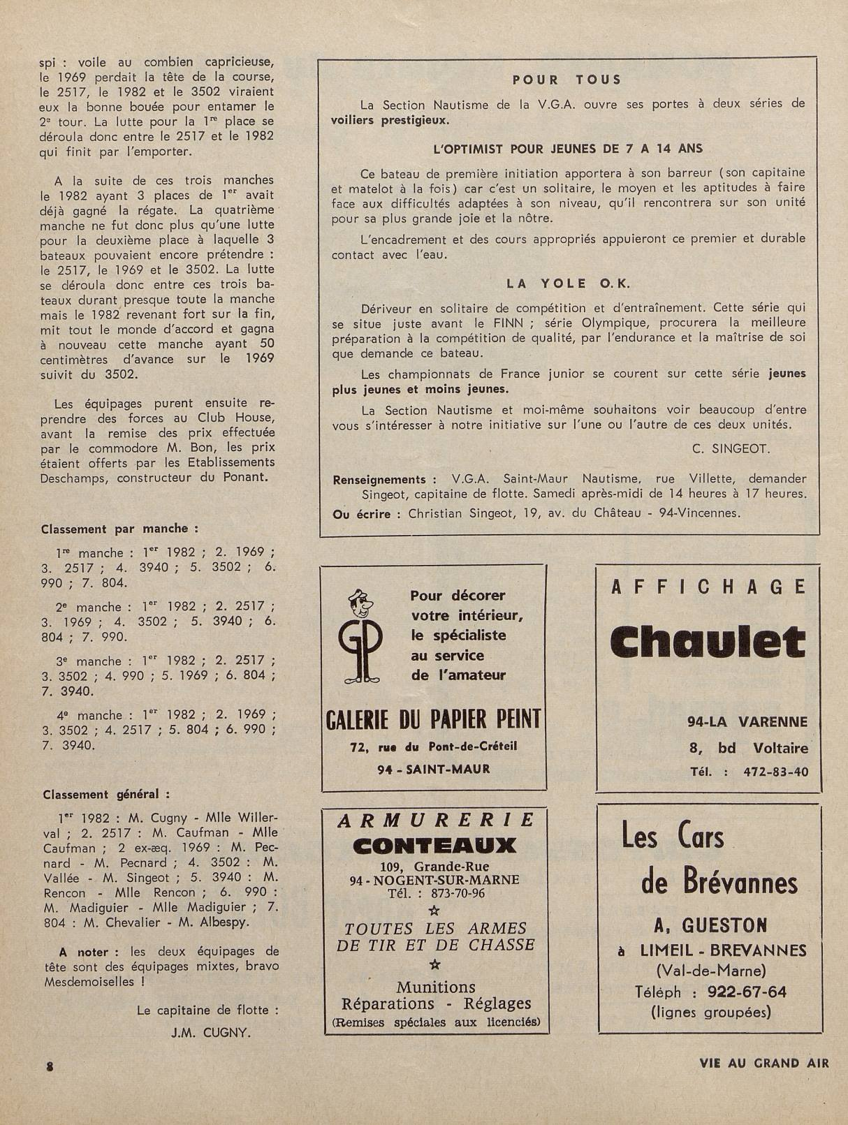 Index Of Archivesvieaugrandair1971aoutseptembre