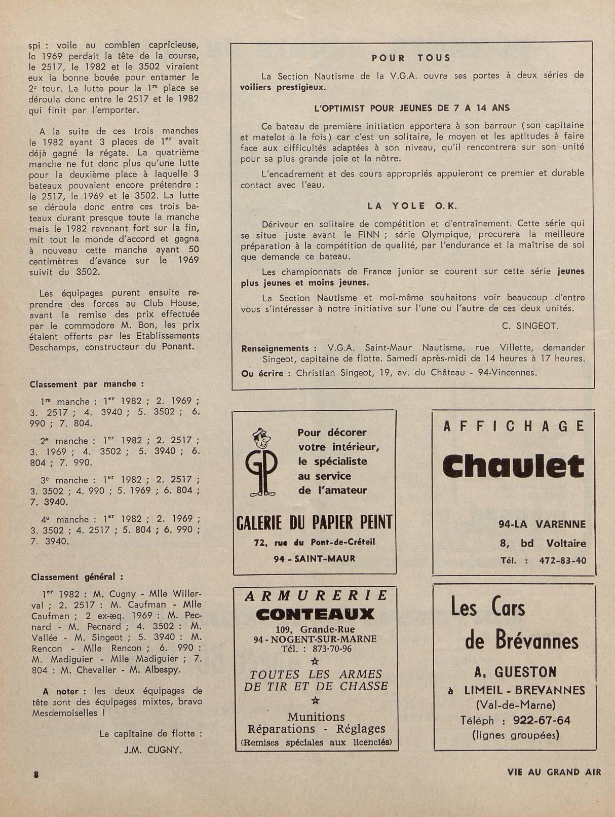 Index Of Archivesvieaugrandair1971aoutseptembre