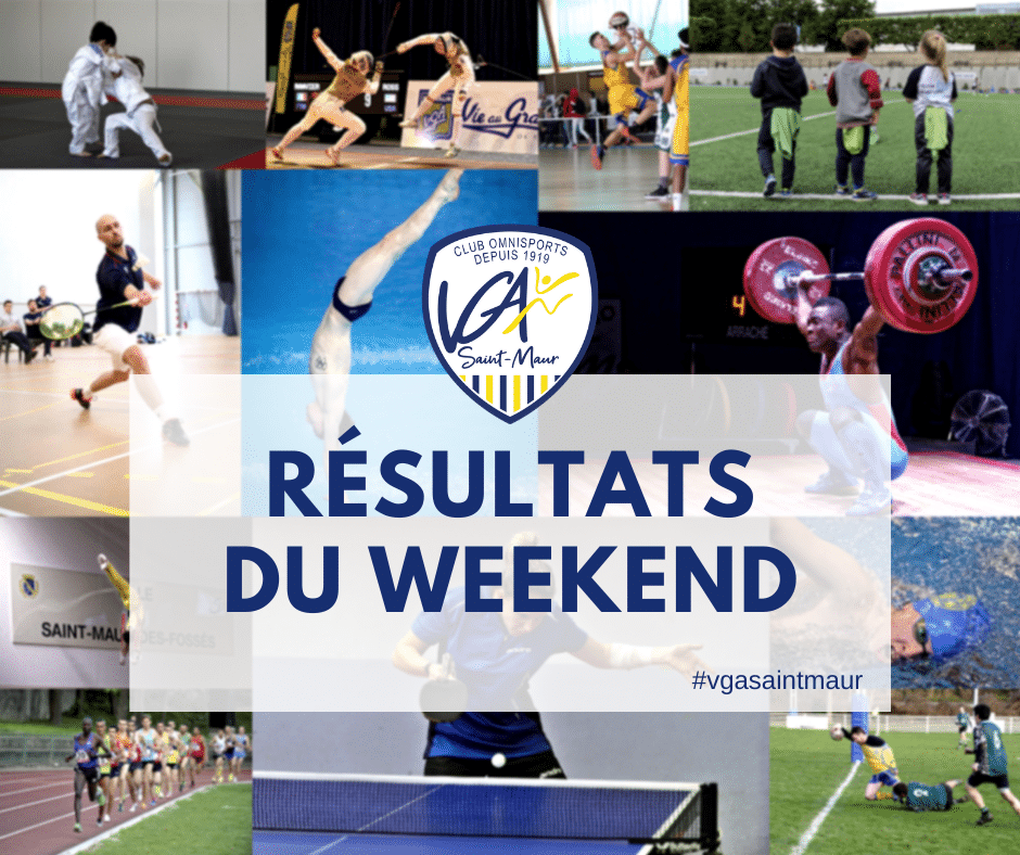 20200211Résultats sports DU Weekend
